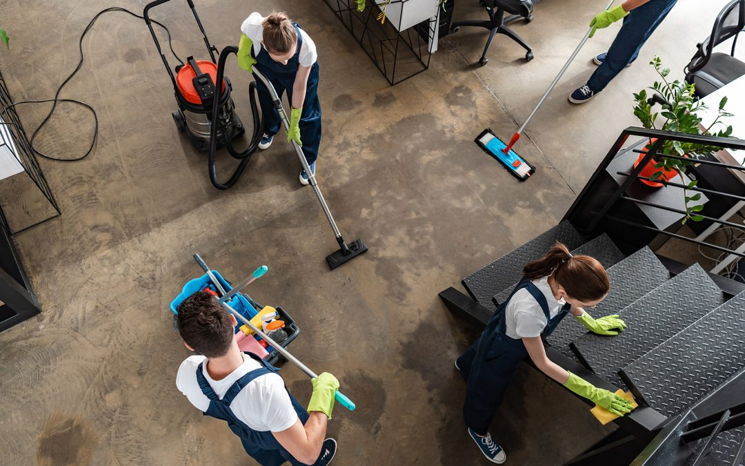 The Benefits of Hiring Commercial Cleaning Services For Businesses