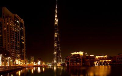 A Case Study: NYE Fire Downtown Dubai